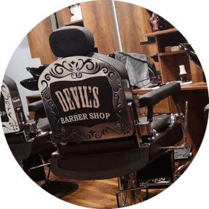 Silla de Barbería