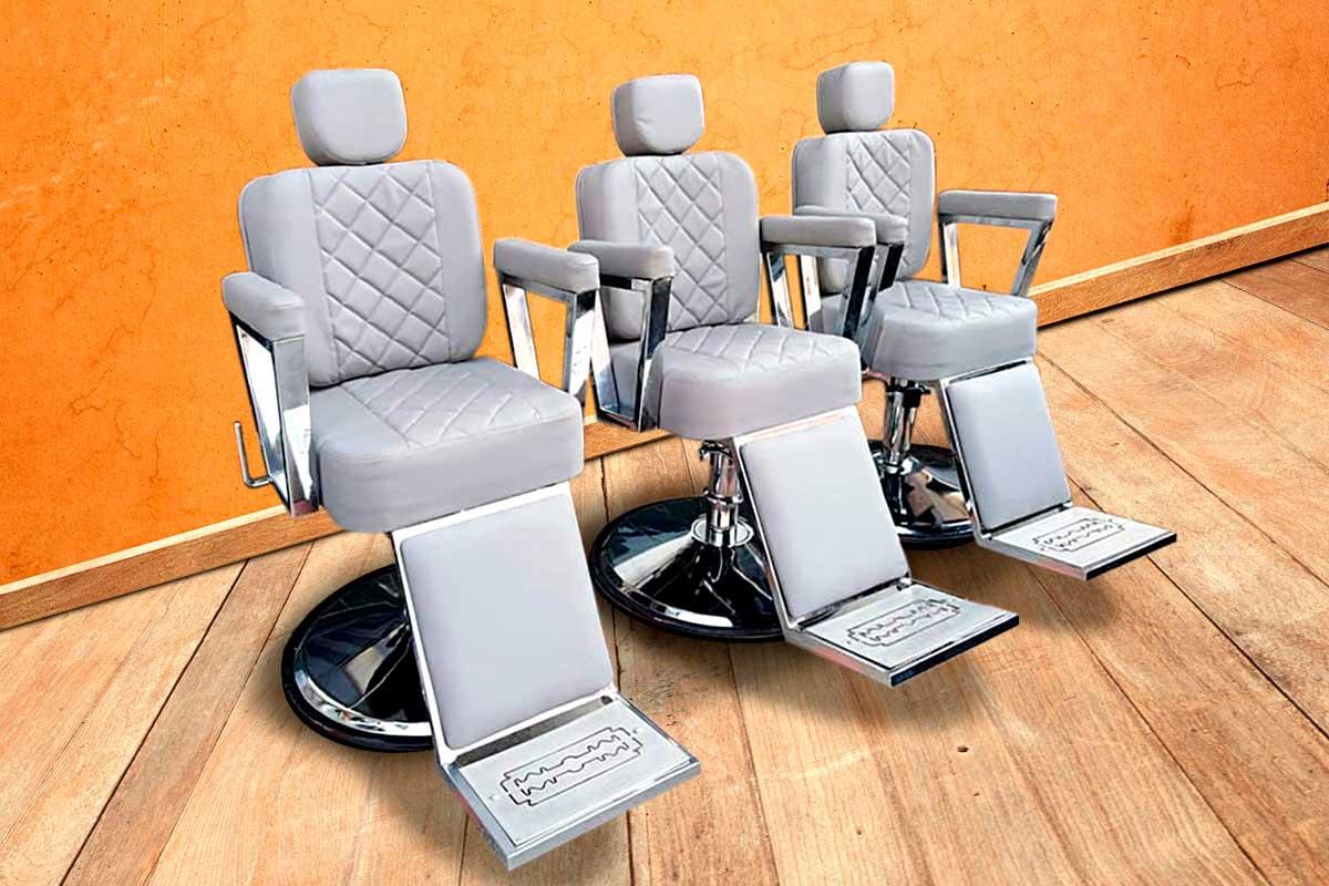 Venta de sillas para barbería
