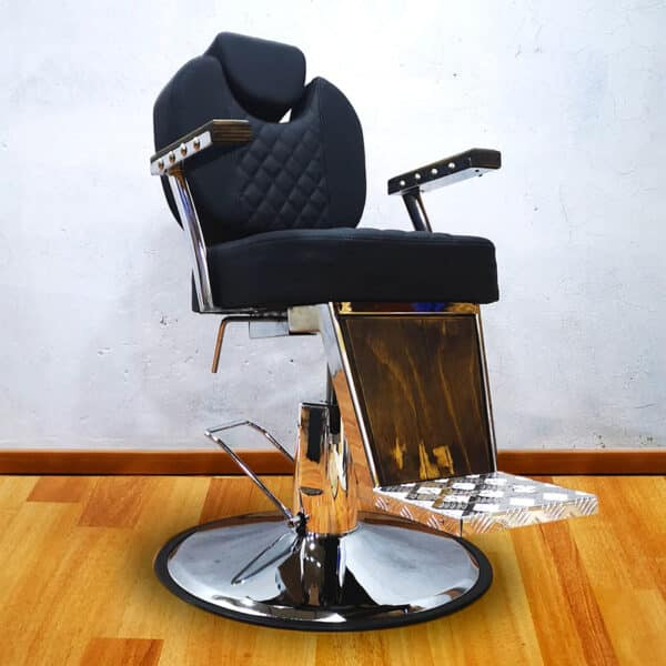 Silla de barbería Barcelona
