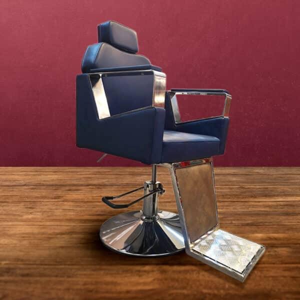 Silla de barbería Roma