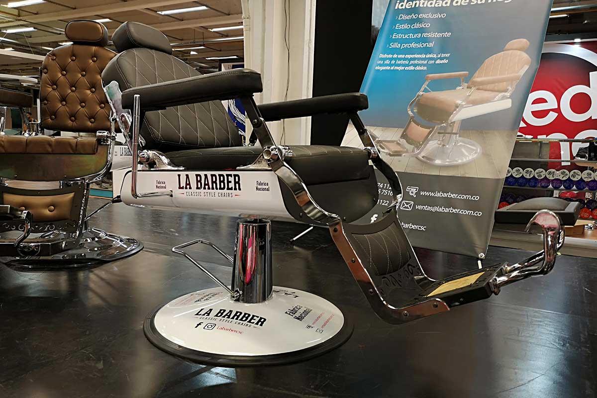 Sillas de barbería en venta